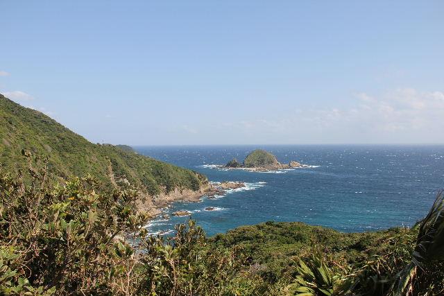 霧島と佐多岬の旅 (3) 九州・本土最南端の佐多岬へ_c0011649_14595950.jpg