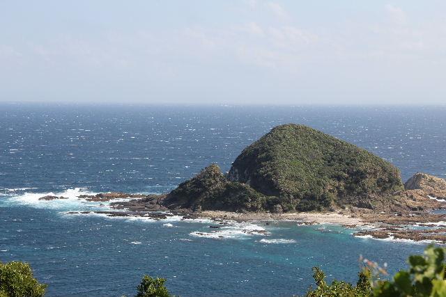 霧島と佐多岬の旅 (3) 九州・本土最南端の佐多岬へ_c0011649_9452366.jpg