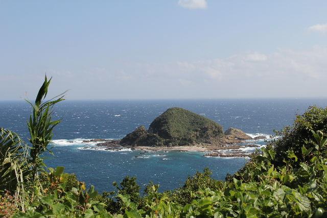 霧島と佐多岬の旅 (3) 九州・本土最南端の佐多岬へ_c0011649_9471819.jpg