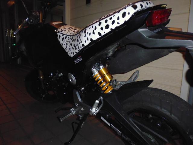 グロムのバイクザシート_e0114857_2054572.jpg