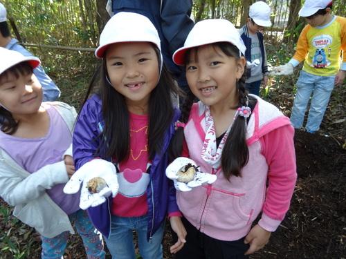 淡輪小学校1年生遠足サポート  in  うみべの森_c0108460_2056687.jpg