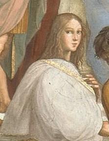 実在したアレクサンドリアの女性天文学者 ヒュパティア_f0186787_13583234.jpg