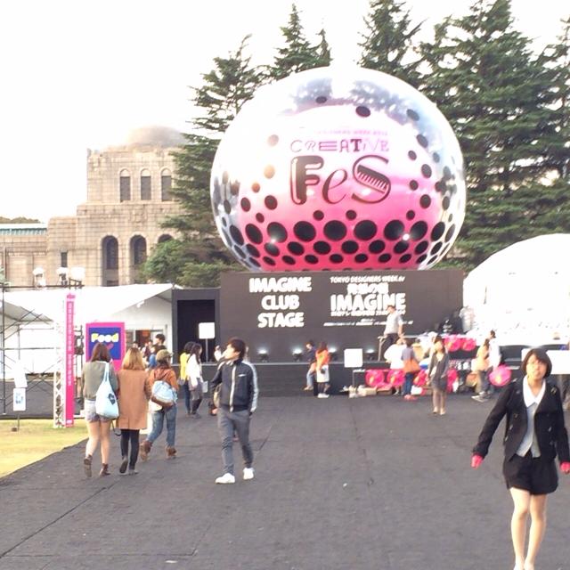 TOKYO DESINGERS WEEk2013 楽しかった_f0083294_15211428.jpg