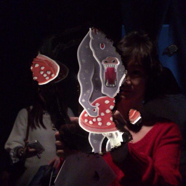 TOKYO DESINGERS WEEk2013 楽しかった_f0083294_15493675.jpg