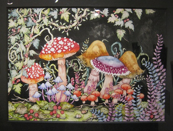 たまごの工房企画展「森とキノコとコビトたち」展 その8_e0134502_15151314.jpg
