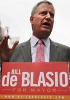 ニューヨーク市の次の市長さんは、ビル・デブラシオさん(Bill de Blasio)_b0007805_23285080.jpg