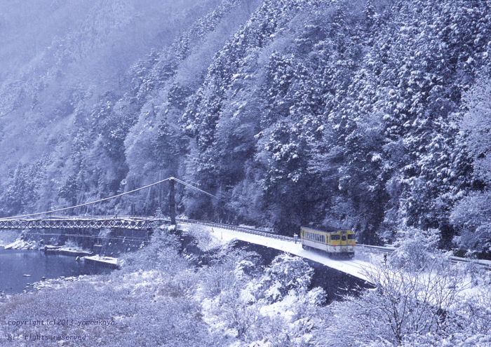 雪初めの日 ~グループ展 『 可部線日和5 』_d0309612_7483840.jpg