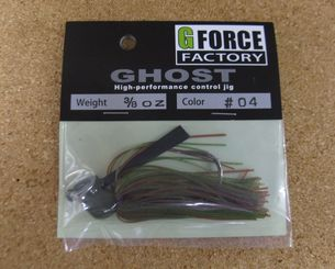 G FORCE FACTORY GHOST 3/8 & 1/2oz 再入荷_a0153216_13531656.jpg