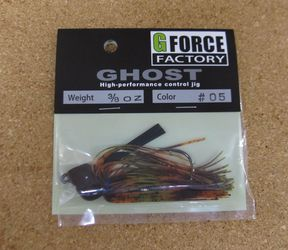 G FORCE FACTORY GHOST 3/8 & 1/2oz 再入荷_a0153216_13543130.jpg