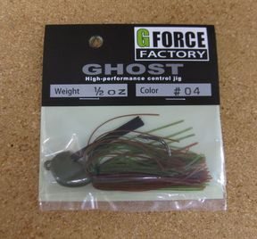G FORCE FACTORY GHOST 3/8 & 1/2oz 再入荷_a0153216_13553177.jpg