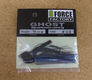 G FORCE FACTORY GHOST 3/8 & 1/2oz 再入荷_a0153216_13554628.jpg