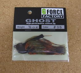 G FORCE FACTORY GHOST 3/8 & 1/2oz 再入荷_a0153216_1356881.jpg