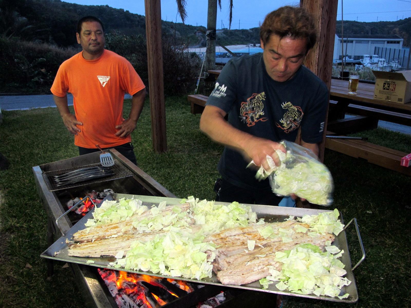 11月 5日 最後の晩餐_b0158746_13172818.jpg