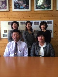 笑い声に包まれた学校訪問:町田第二小学校_e0088256_23292577.jpg