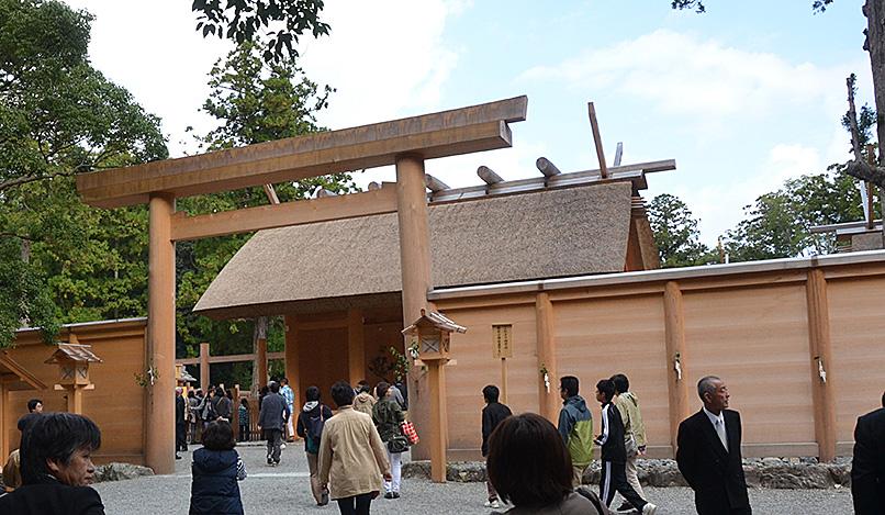 建物探訪 TUKIDEおかげ参り_e0164563_944166.jpg