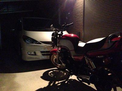 身もバイクも・・・(^-^)_a0088668_15441747.jpg