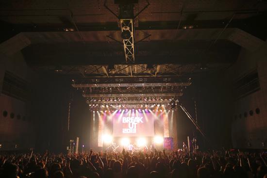 BREAKOUT祭2013 マイファス、OLDCODEX、じんらが魅せた熱狂のステージ_e0197970_17453647.jpg