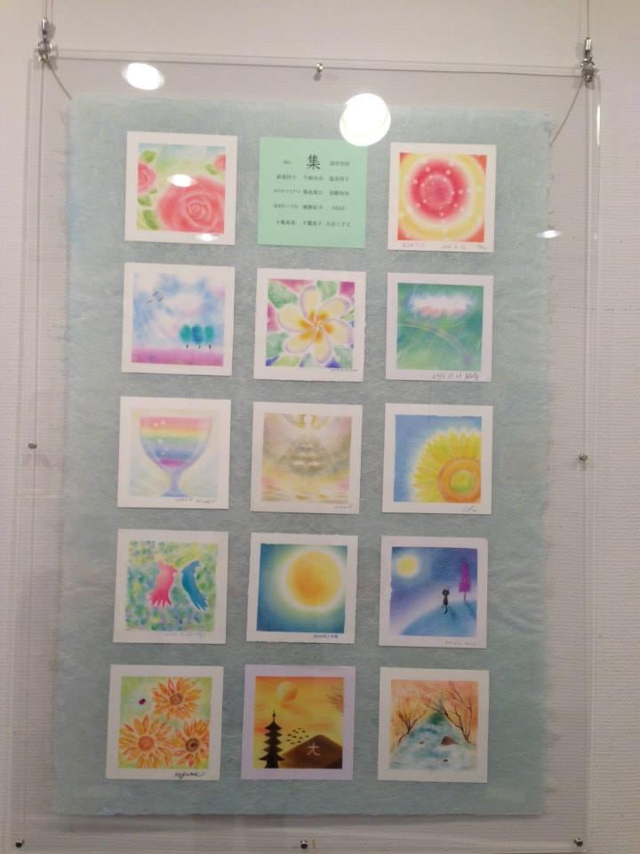 聖路加画廊で展示会10/28からスタートしました_f0071893_033761.jpg