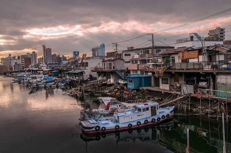 記憶の残像-576  神奈川県横浜市 京浜運河-9_f0215695_13153262.jpg