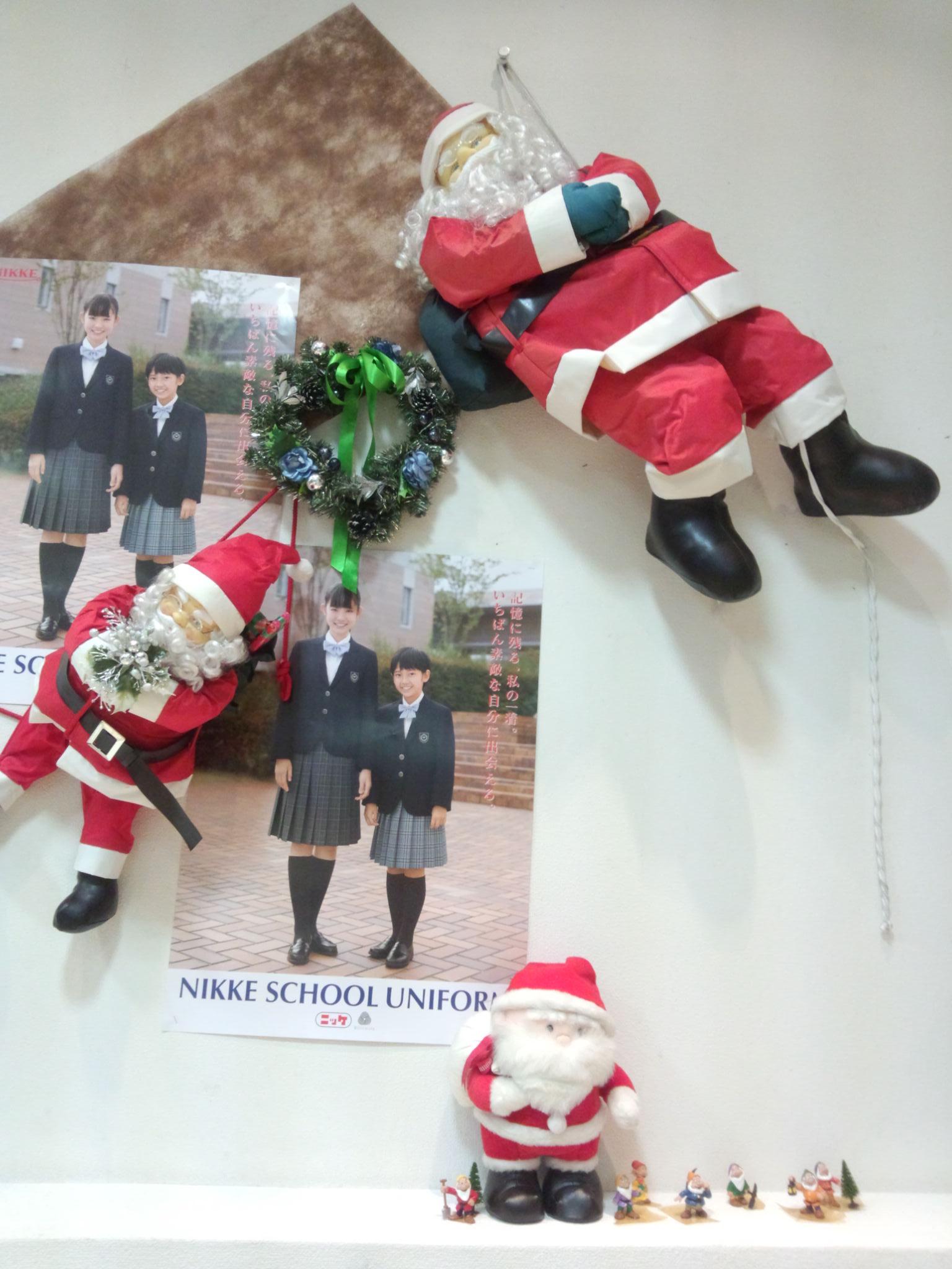 クリスマスモード♪_f0237698_11243374.jpg