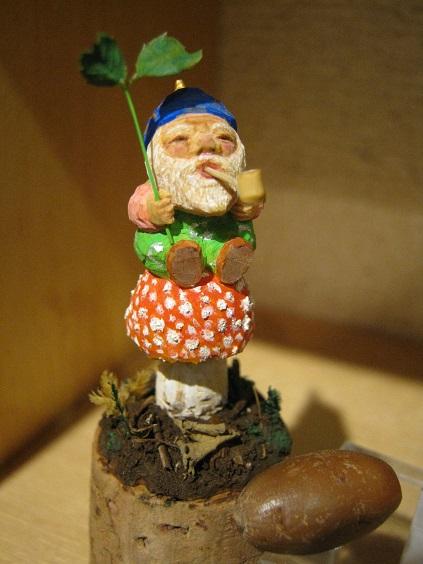 たまごの工房企画展「森とキノコとコビトたち」展 その9_e0134502_1623211.jpg