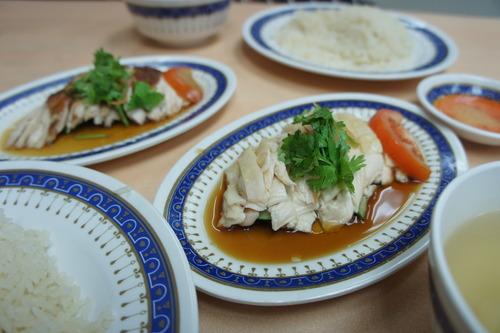 シンガポール旅行記 (海南鶏飯)_f0215714_15464820.jpg