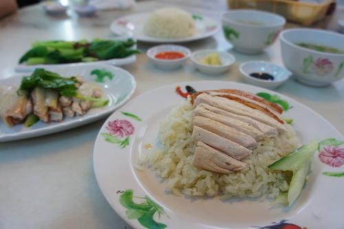 シンガポール旅行記 (海南鶏飯)_f0215714_15482636.jpg
