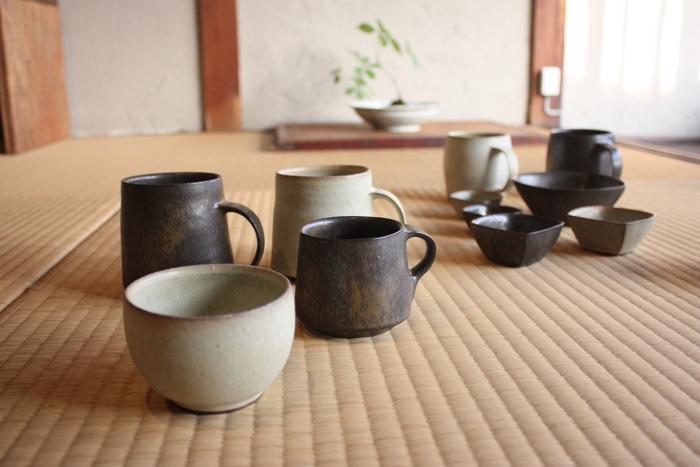 二川修さんのうつわ入荷_d0210537_1618353.jpg