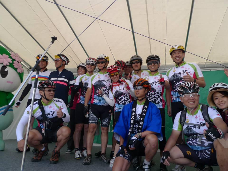 台湾だから実現できた軽井沢サイクリングツアー(台北ITF報告その7)_b0235153_15232462.jpg