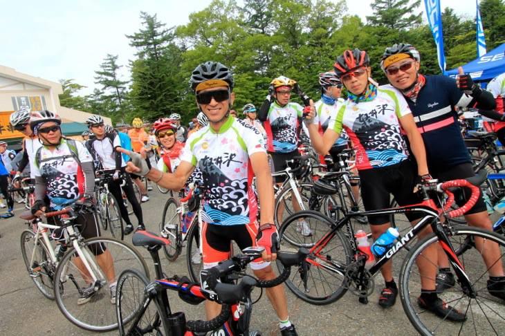 台湾だから実現できた軽井沢サイクリングツアー(台北ITF報告その7)_b0235153_152348.jpg