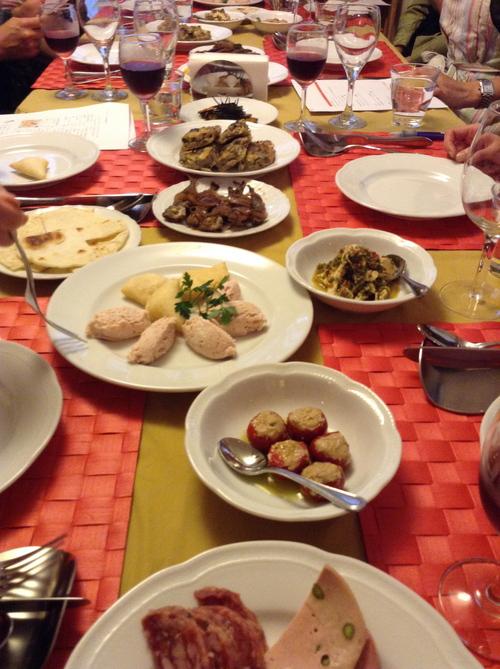 エミリア ロマーニャの料理を楽しむ会_d0128354_2158567.jpg