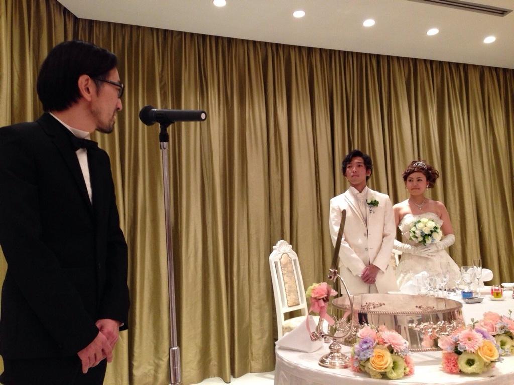 Wedding Party♪_b0161661_1237387.jpg
