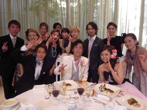 Wedding Party♪_b0161661_1256405.jpg