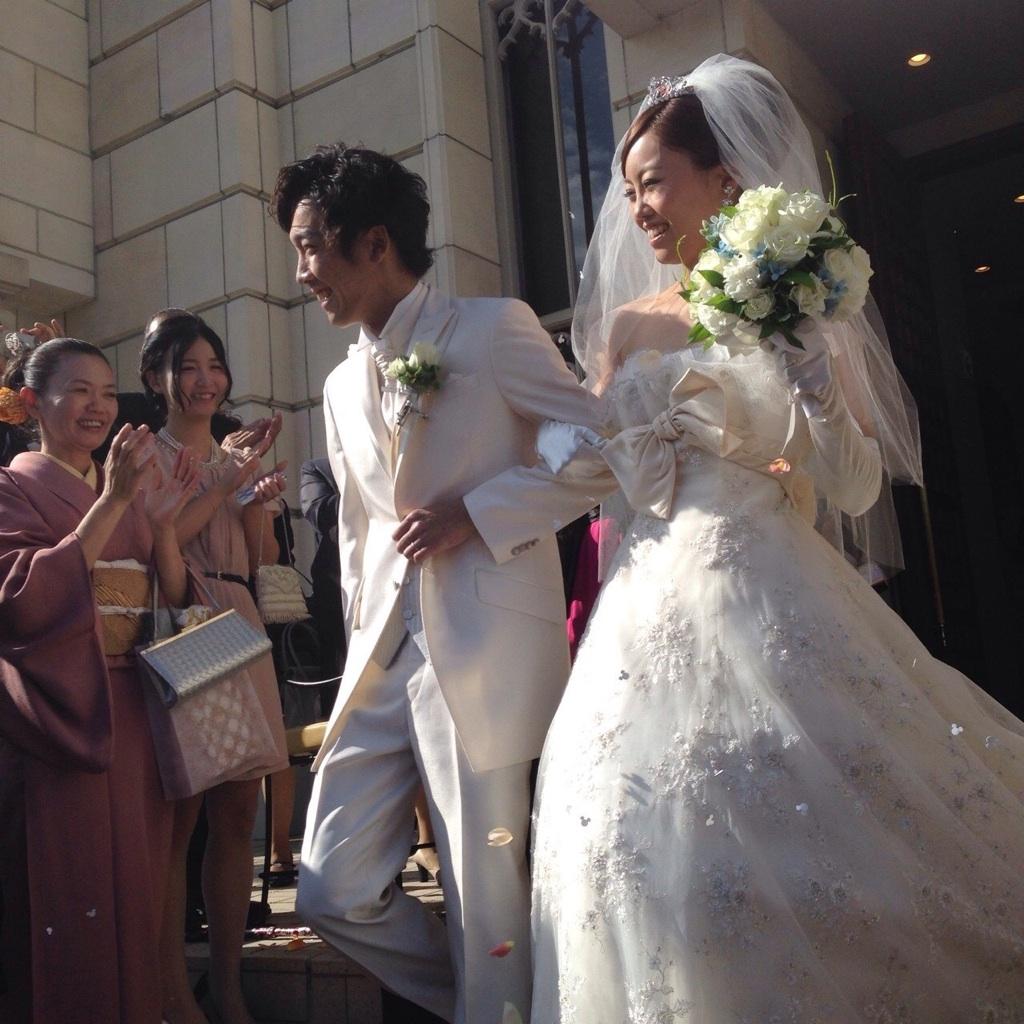 Wedding Party♪_b0161661_13102387.jpg