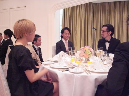 Wedding Party♪_b0161661_14414363.jpg