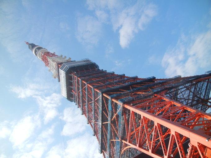 '13,11,7(木)昨日は東京見物に行ったよ!_f0060461_1491525.jpg