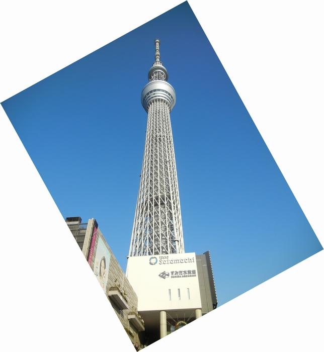 '13,11,7(木)昨日は東京見物に行ったよ!_f0060461_15265222.jpg