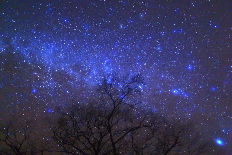 荒川高原の星_e0183063_9124689.jpg
