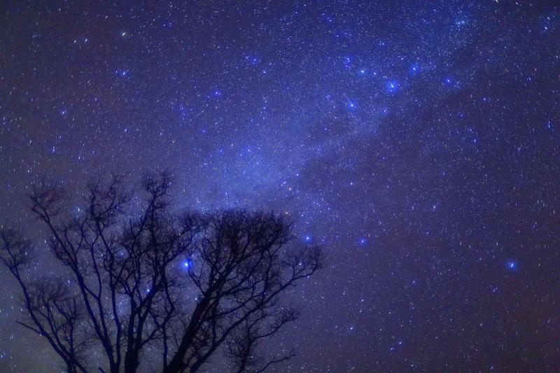 荒川高原の星_e0183063_96349.jpg