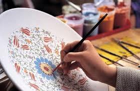 トルコ 陶器絵付け教室のお知らせ_d0291764_1641565.jpg