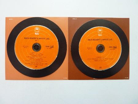 2013-11-07 『ベック・ボガート&アピース・ライヴ 40周年記念盤』_e0021965_910842.jpg
