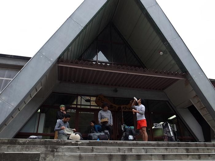 2013.11.3-4 谷川岳を歩いて泊まる山旅 day1_b0219778_23171743.jpg