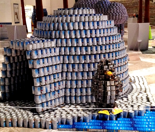 21st Annual Canstruction New York_b0007805_3105548.jpg