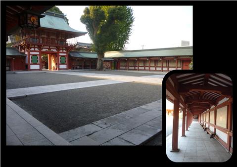 藤崎八旛宮の境内と参道♪_b0228113_1416969.png