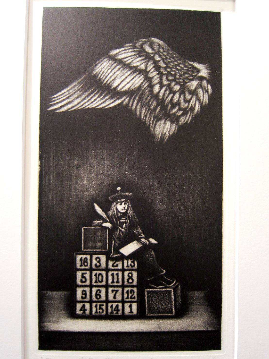 2296) 「川口巧海個展 『夜の詩学』」 g.犬養・お風呂 10月23日(水)~11月11日(月)  _f0126829_16113346.jpg