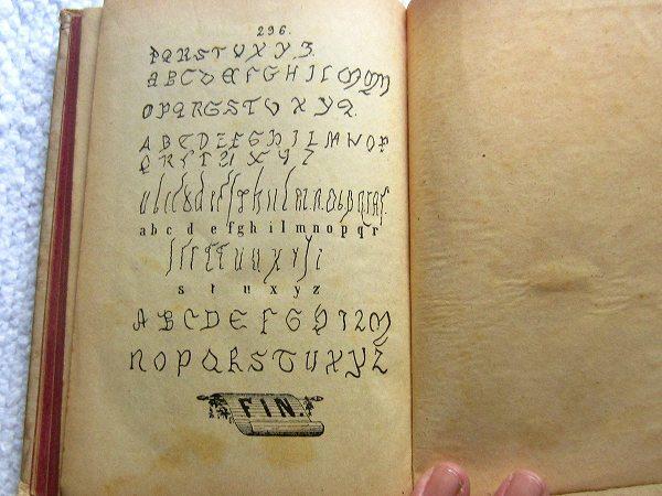 Book222 「スペインの文書と筆跡」  sold out!_f0112550_3502934.jpg