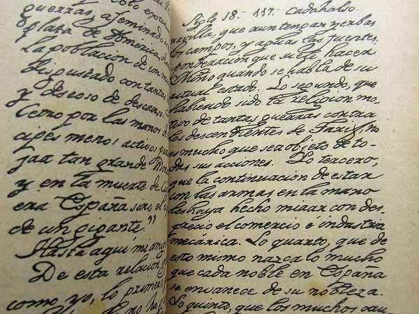 Book222 「スペインの文書と筆跡」  sold out!_f0112550_3524318.jpg