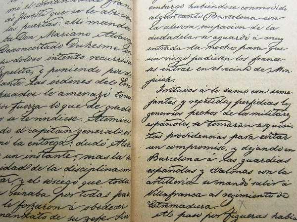 Book222 「スペインの文書と筆跡」  sold out!_f0112550_354448.jpg