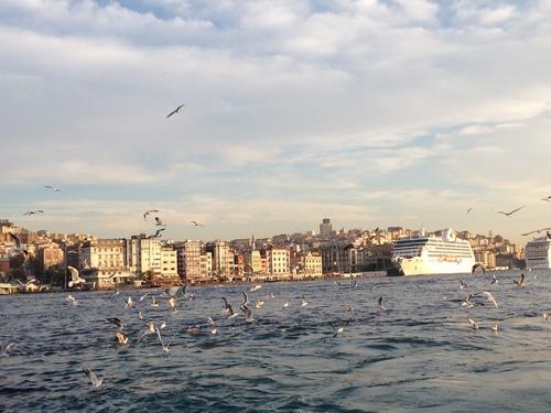 イスタンブールで刺激をもらっています。_f0088456_17292093.jpg
