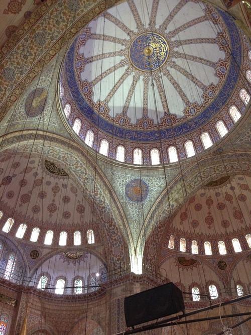 イスタンブールで刺激をもらっています。_f0088456_17295892.jpg